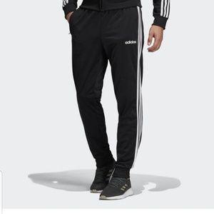 NWT Adidas Essentials 3 Stripe Tricot Jogger (E)